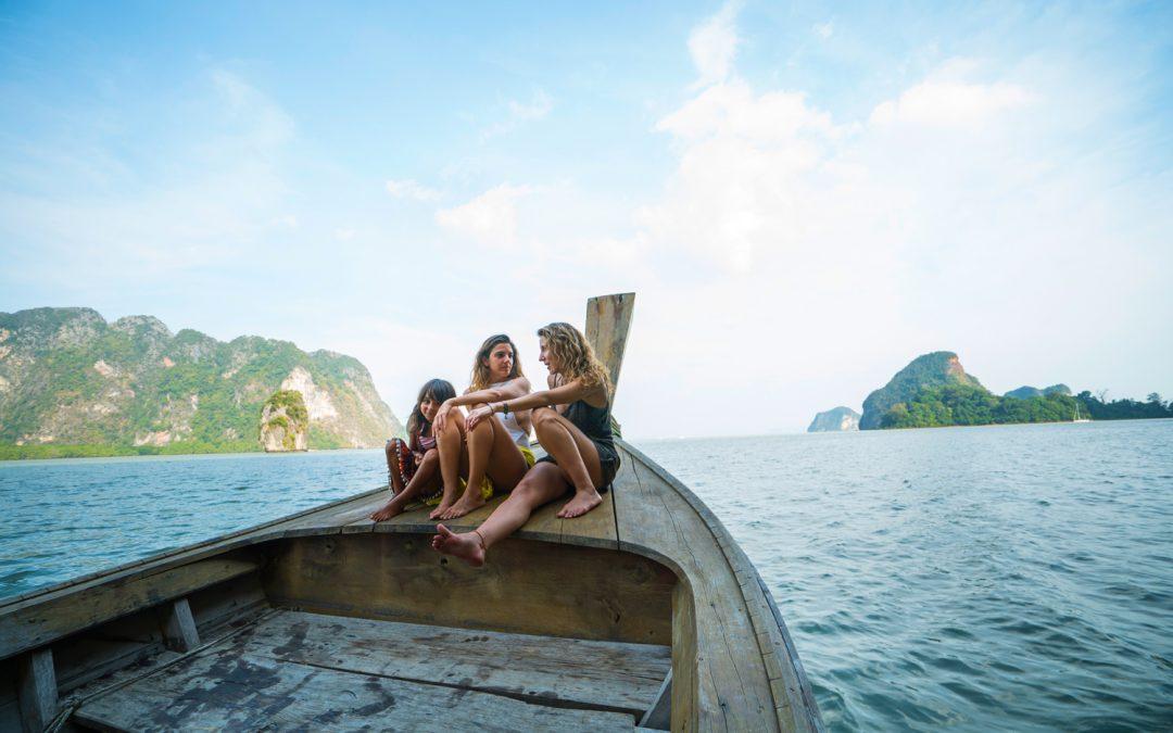 Tailândia, onde tudo começou.